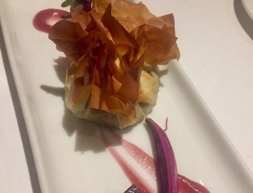 Special Anniversary Tasting Menu at The Mariposa