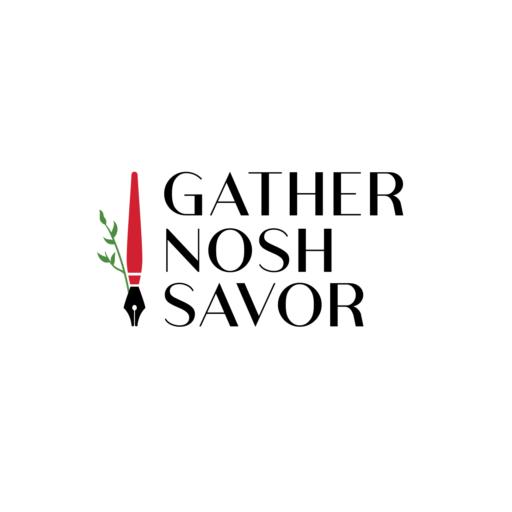 Gather Nosh Savor Logo