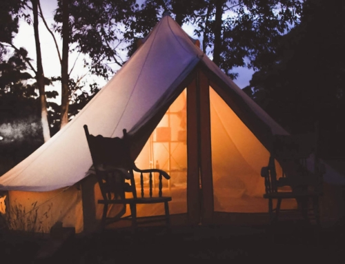 Four Utah Area Glamping Spots Featured in Park City Magazine